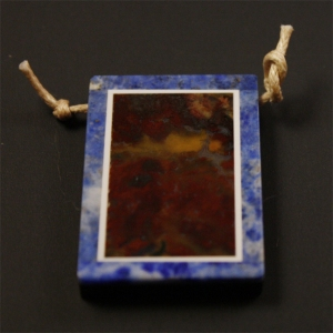 Picture Jasper with Lapiz frame