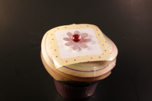 Cupcake-Notepad
